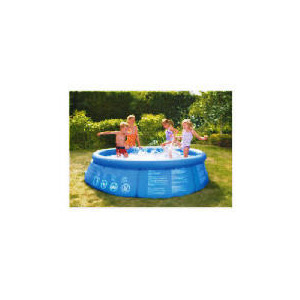 Photo of Tesco 8FT Quick Up Pool Paddling Pool