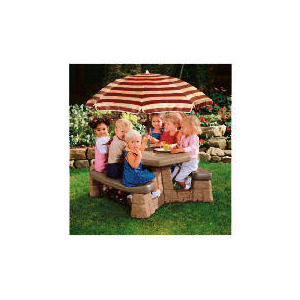 Photo of Naturally Playful Picnic Table & Umbrella Toy