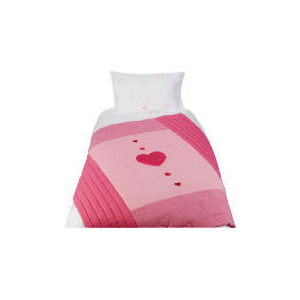 Photo of Kids' Sweet Dreams Quilted Throw Pink Toy