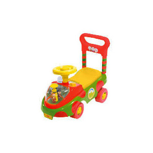Photo of In The Night Garden Tombilboo Spin & Sit and Ride Toy