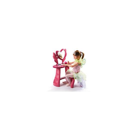 Sparkle And Glitz Fairy Dressing Table