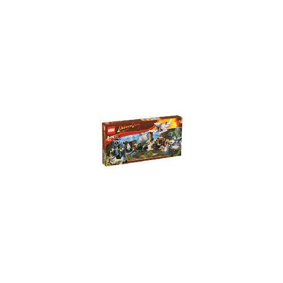 Lego Indiana Jones & The Temple Escape