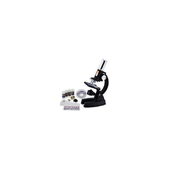 Tesco Deluxe Microscope Set