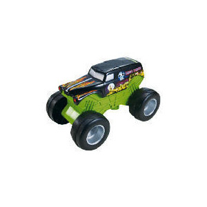 Photo of Hot Wheels Monster Jam Crazy Crashers Toy