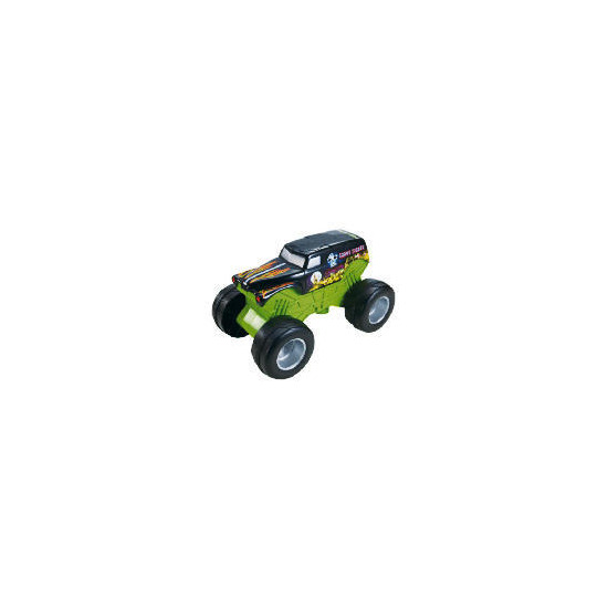 Hot Wheels Monster Jam Crazy Crashers
