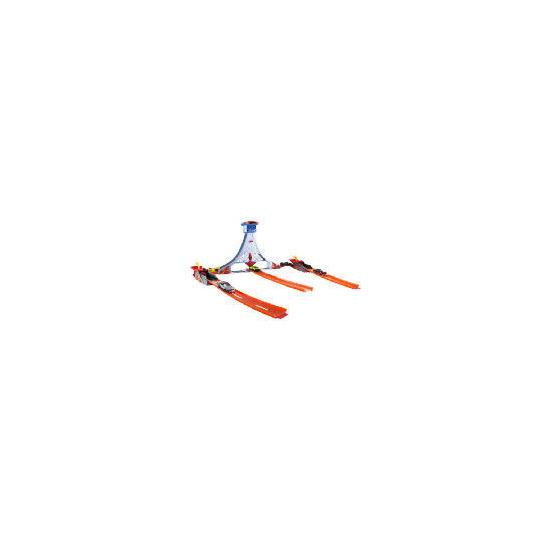 Hot Wheelstrick Track Drop Tower