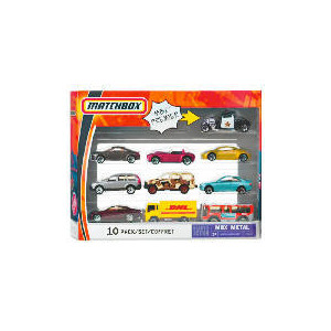 Photo of Matchbox 10 Pack Toy
