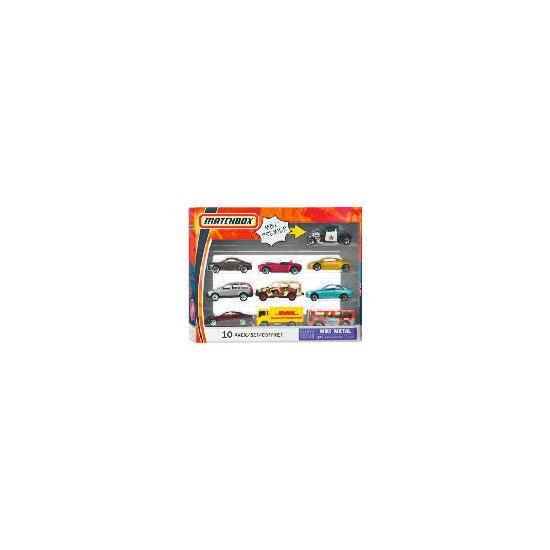 Matchbox 10 Pack