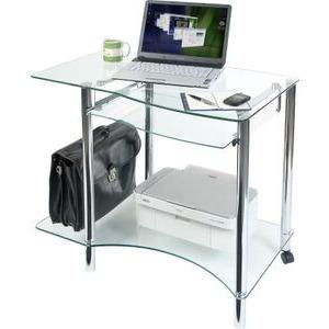 Photo of Teknik Ice Computer Desk