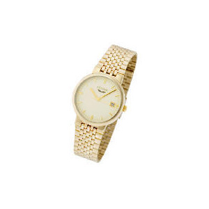 Photo of Artemis Mens Gold Plated Watch Watches Man