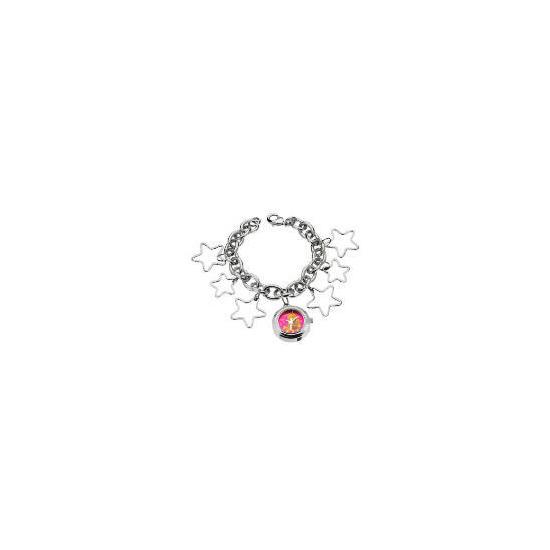 Bratz charm bracelet strap watch