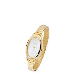 Limit Ladies Gold Plated Expander Watch Reviews