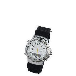 Kahuna mens analogue digital velcro watch Reviews