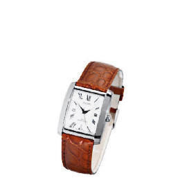 Pulsar mens brown leather strap watch Reviews