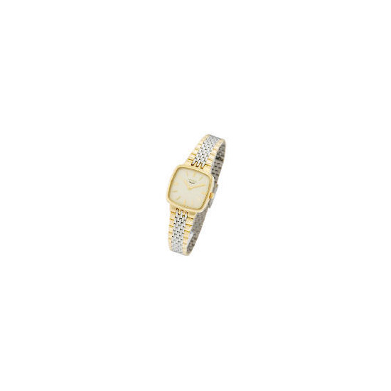 Artemis Ladies Gold Plated Watch