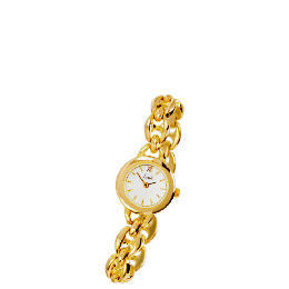Limit ladies gold plated champagne dial bracelet watch Reviews