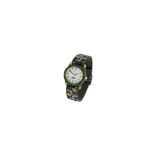 Timex childrens camouflage watch