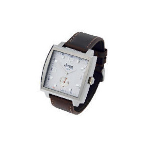 Photo of Jeep Mens Brown Strap Watch Watches Man