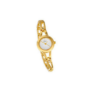 Photo of Limit Ladies Gold Plate Scroll Dial Watch Jewellery Woman