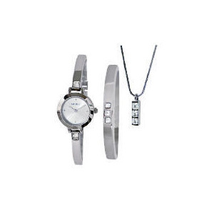 Photo of Spirit Watch Bangle & Pendant Set Watches Woman