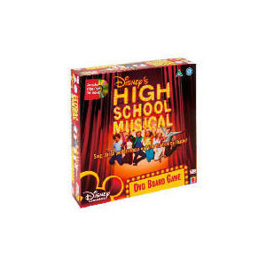 Photo of High School Musical DVD Game Toy