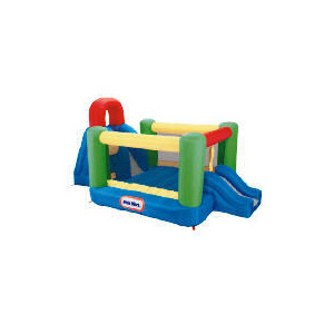 Photo of Little Tikes Double Jump N Slide Bouncer Toy