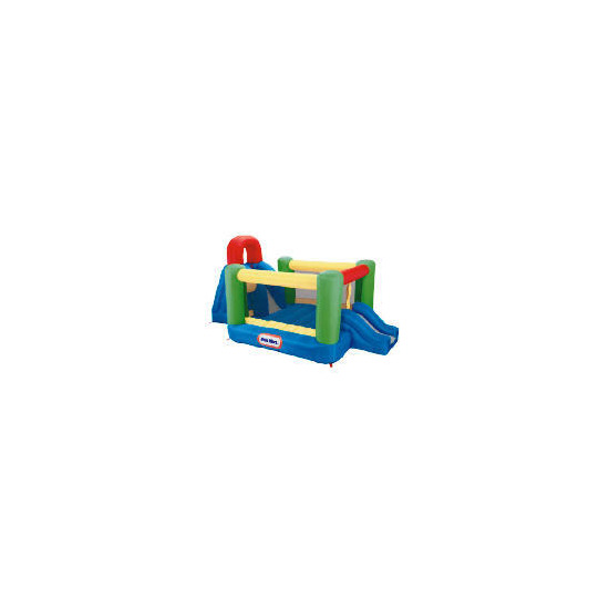 Little Tikes Double Jump N Slide Bouncer