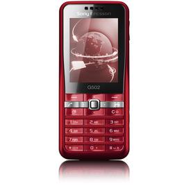Sony Ericsson G502 Reviews