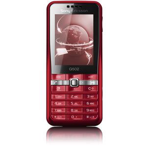 Photo of Sony Ericsson G502 Mobile Phone