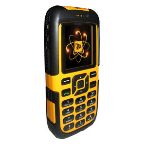 Photo of JCB TOUGHPHONE Sitemaster TP802 Mobile Phone