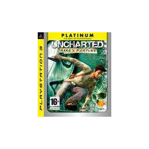 Photo of Uncharted: Drake's Fortune Platinum (PS3) Video Game