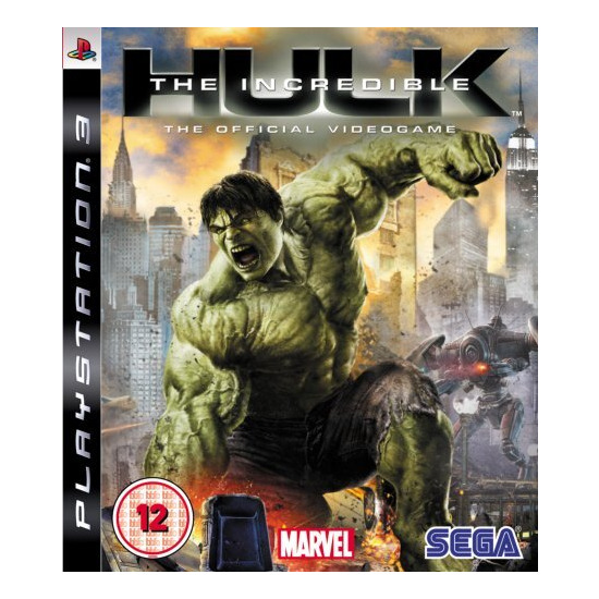 Sony The Incredible Hulk (PS3)