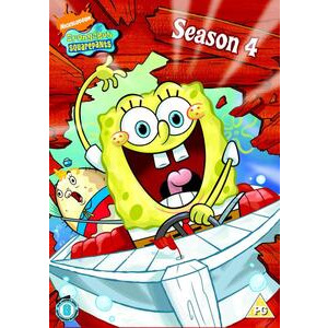 Photo of Spongebob Squarepants - Complete Season 4 DVD Video DVDs HD DVDs and Blu Ray Disc