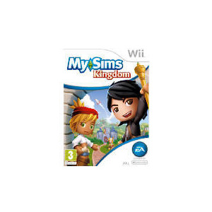 Photo of My Sims Kingdom (Wii) Video Game