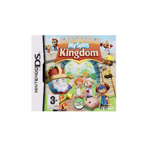 Photo of My Sims Kingdom Nintendo DS Video Game