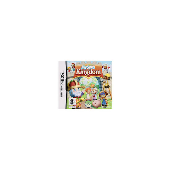 My Sims Kingdom Nintendo DS