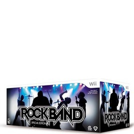Rock Band: Band In The Box - No Game Included (Wii) Reviews
