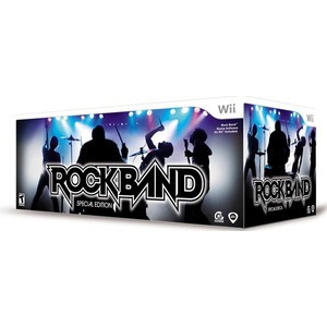 Photo of Rock Band: Band In The Box - No Game Included (Wii) Video Game