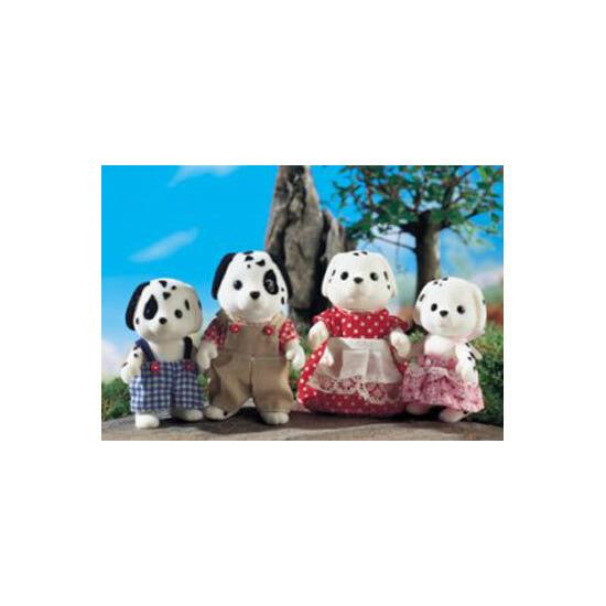Sylvanian Dalmatian Family