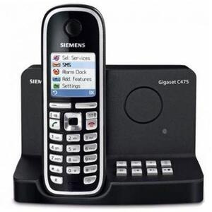 Photo of Siemens Gigaset C475 Designer Cordless Phone Landline Phone