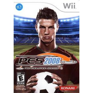 Photo of Pro Evolution Soccer 2008 (Wii) Video Game