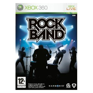 Photo of Rock Band - Game Only (XBOX 360) Video Game