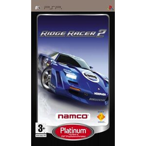 Photo of Ridge Racer 2 Platinum (PSP) Video Game