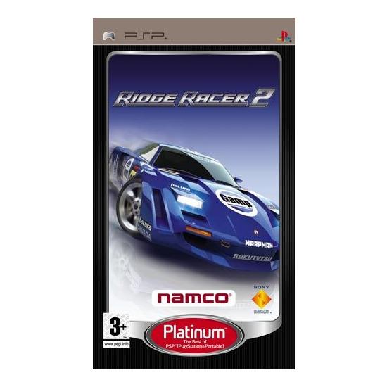 Ridge Racer 2 Platinum (PSP)
