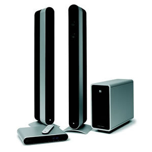 Photo of Kef KIT160 2.1 System Speaker