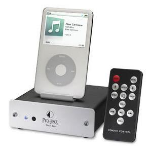 Photo of Pro-Ject IDock Box iPod Dock
