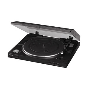 Photo of Sony PS-LX300USB Turntables and Mixing Deck