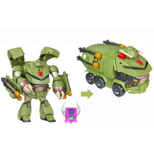 Photo of Transformers Animated Leader - Bulkhead Toy