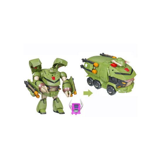Transformers Animated Leader - Bulkhead