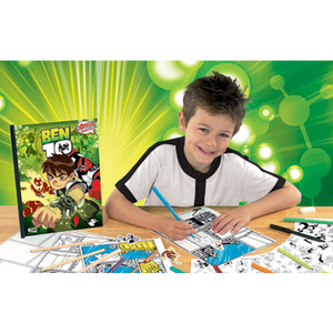 Photo of Ben 10 Comic Maker DVDs HD DVDs and Blu Ray Disc